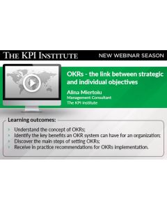 OKRs - the link between strategic and individual objectives