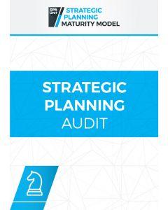 Strategic Planning Audit