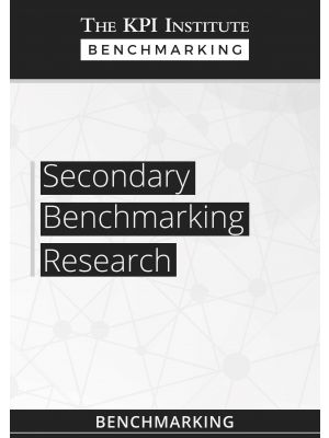 Secondary Benchmarking Research