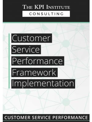 Customer Service Performance Framework Implementation