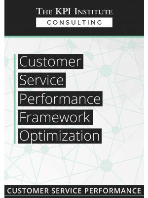 Customer Service Performance Framework Optimization