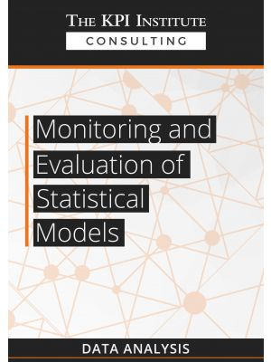 Monitoring and Evaluation of Statistical Models