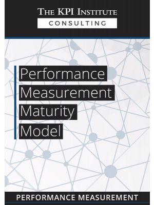 Performance Measurement Maturity Model