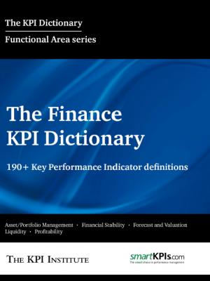 The Finance KPI Dictionary