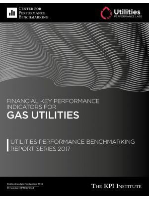 Financial Key Performance Indicators for Gas Utilities