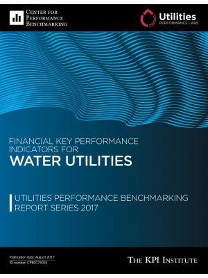 Financial Key Performance Indicators for Water Utilities