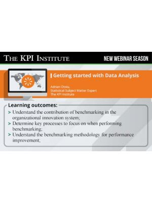 Getting started with Data Analysis