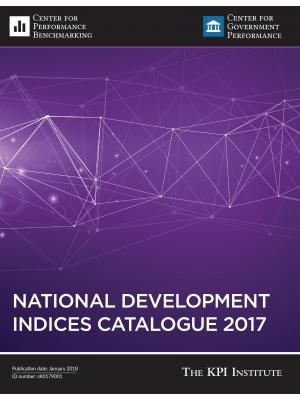 National Development Indices Catalogue