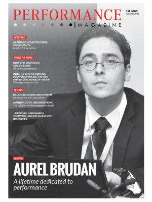 Performance Magazine: Printed Edition - 1/2015 (Volume 1)