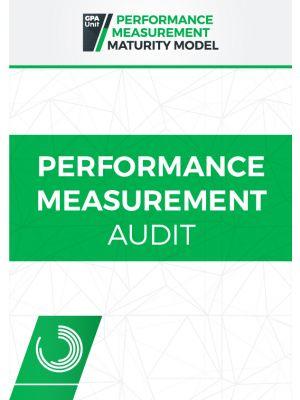 Performance Measurement Audit
