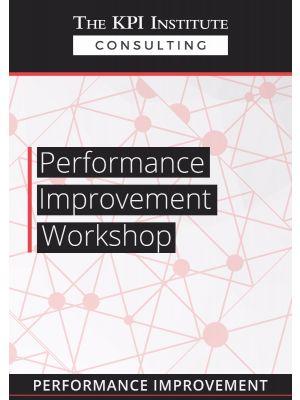 Performance Improvement Workshop