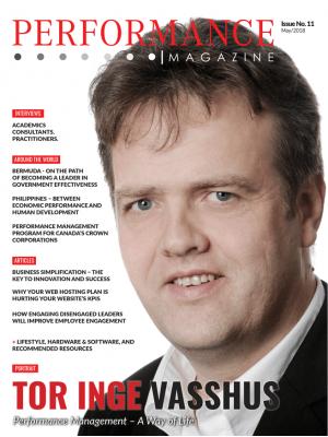 Performance Magazine: Printed edition - May 2018