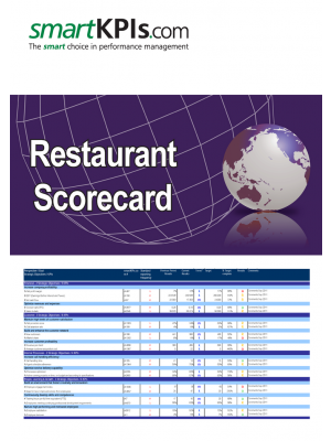 Restaurant Scorecard