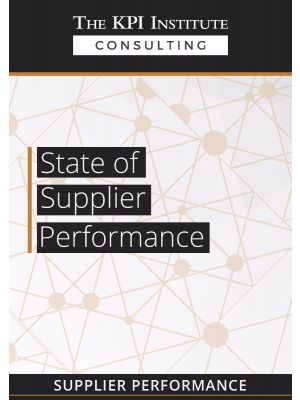 State of Supplier Performance