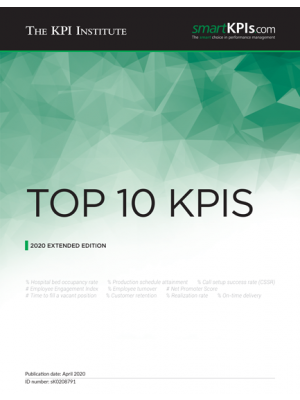 The Top 10 KPIs Report - 2020 - Extended Edition