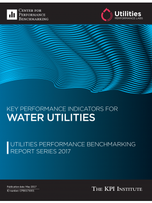 Key Performance Indicators for Water Utilities