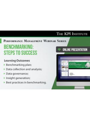 Benchmarking: Steps to success