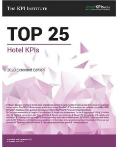 The Top 25 Hotel KPIs – 2020 Extended Edition