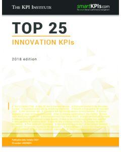 Top 25 Innovation KPIs - 2018 Edition