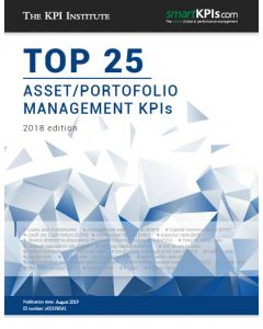 Top 25 Asset Portfolio Management KPIs Edition