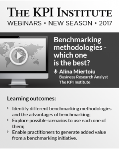 Benchmarking methodologies – which one is the best?