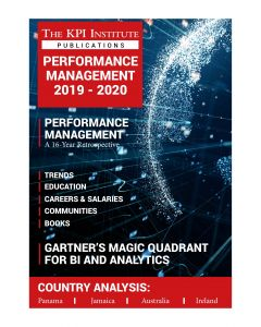 Performance Management in 2019-2020