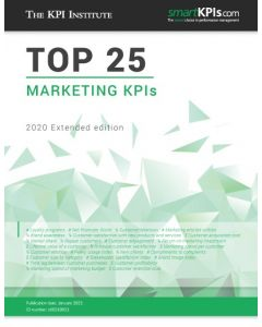 Top 25 Marketing KPIs - 2020 - Edition