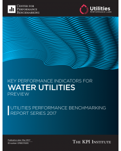 Key Performance Indicators for Water Utilities - Preview