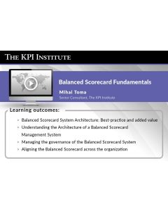 Balanced Scorecard Fundamentals