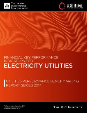 Financial Key Performance Indicators for Electricity Utilities