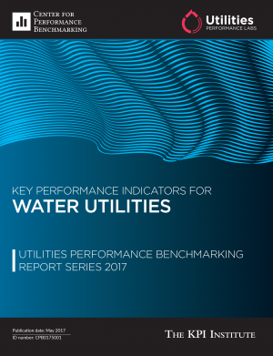 Key Performance Indicators for Water Utilities