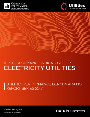 Key Performance Indicators for Electricity Utilities