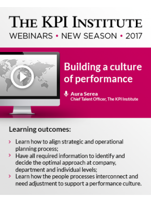 Building a Culture of Performance
