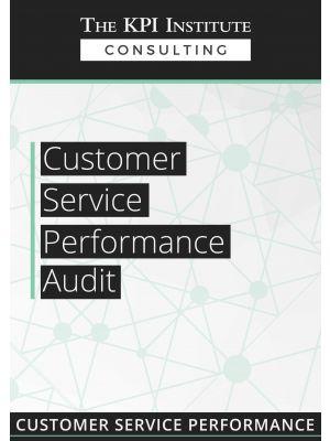 Customer Service Performance Audit