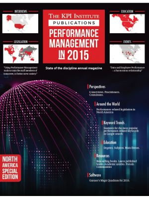 Performance Management in 2015: North America Special Edition
