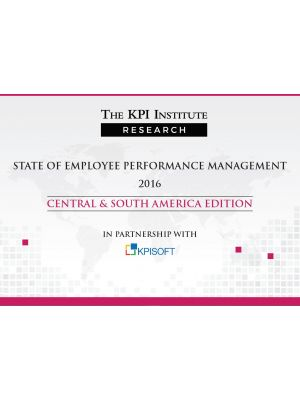State of Employee Performance Management 2016 Central & SouthAmerica Edition