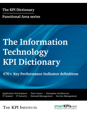 The Information Technology KPI Dictionary