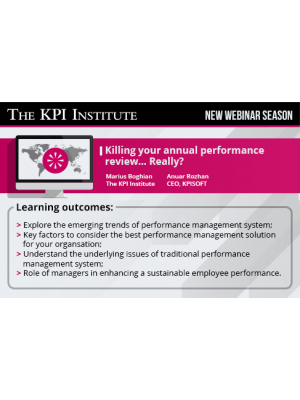 Killing your annual performance review… Really? 2016 SEA Edition