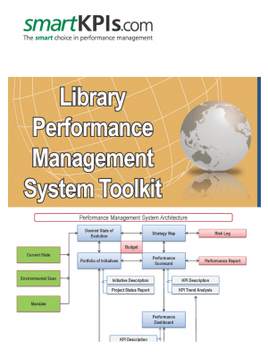 Libraries Performance Management System Toolkit