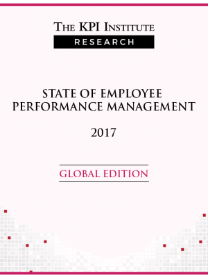 State of Employee Performance Management 2017 Global Edition