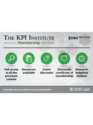 The KPI Institute Membership