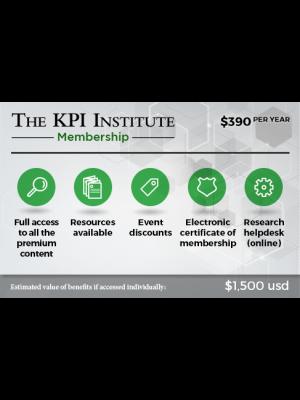 The KPI Institute Membership