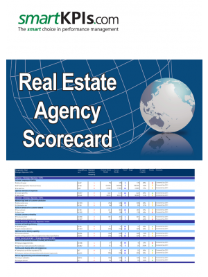 Real Estate Agency Scorecard