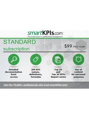 smartKPIs.com STANDARD