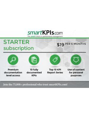smartKPIs.com STARTER