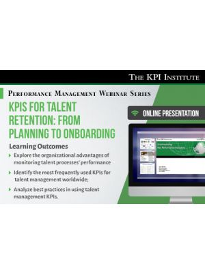 KPIs for talent retention: from planning to onboarding