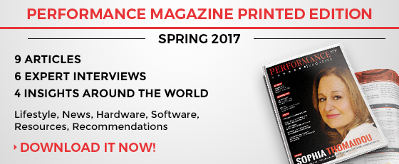 Performance Magazine - Spring 2017